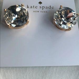 Kate Spade! Crystal Stud Earrings